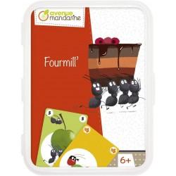 Jeu de cartes ''Fourmill''...